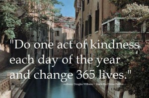 365 Acts Of Kindness